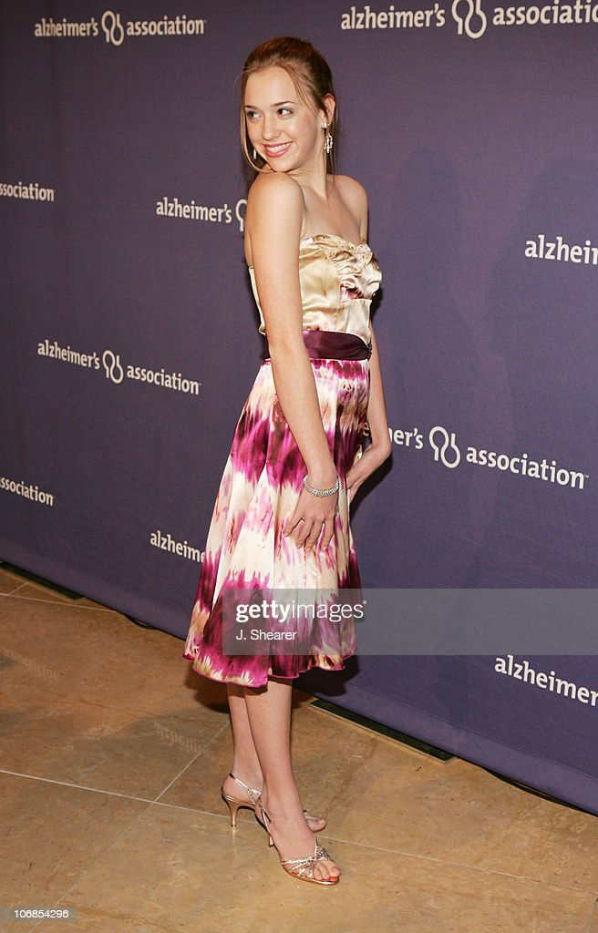 """The Alzheimer's Association's 13th Annual """"A Night At Sardi's"""" Celebrity Fundraiser - Arrivals : News Photo"""