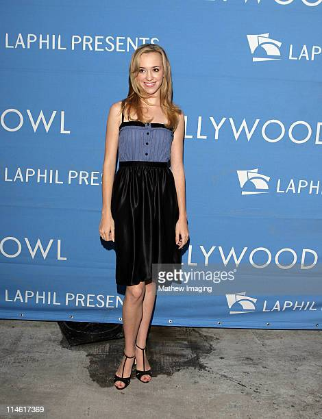 Andrea Bowen during The Sound of Music at the Hollywood Bowl July 29 2006 at Hollywood Bowl in Los Angeles California United States