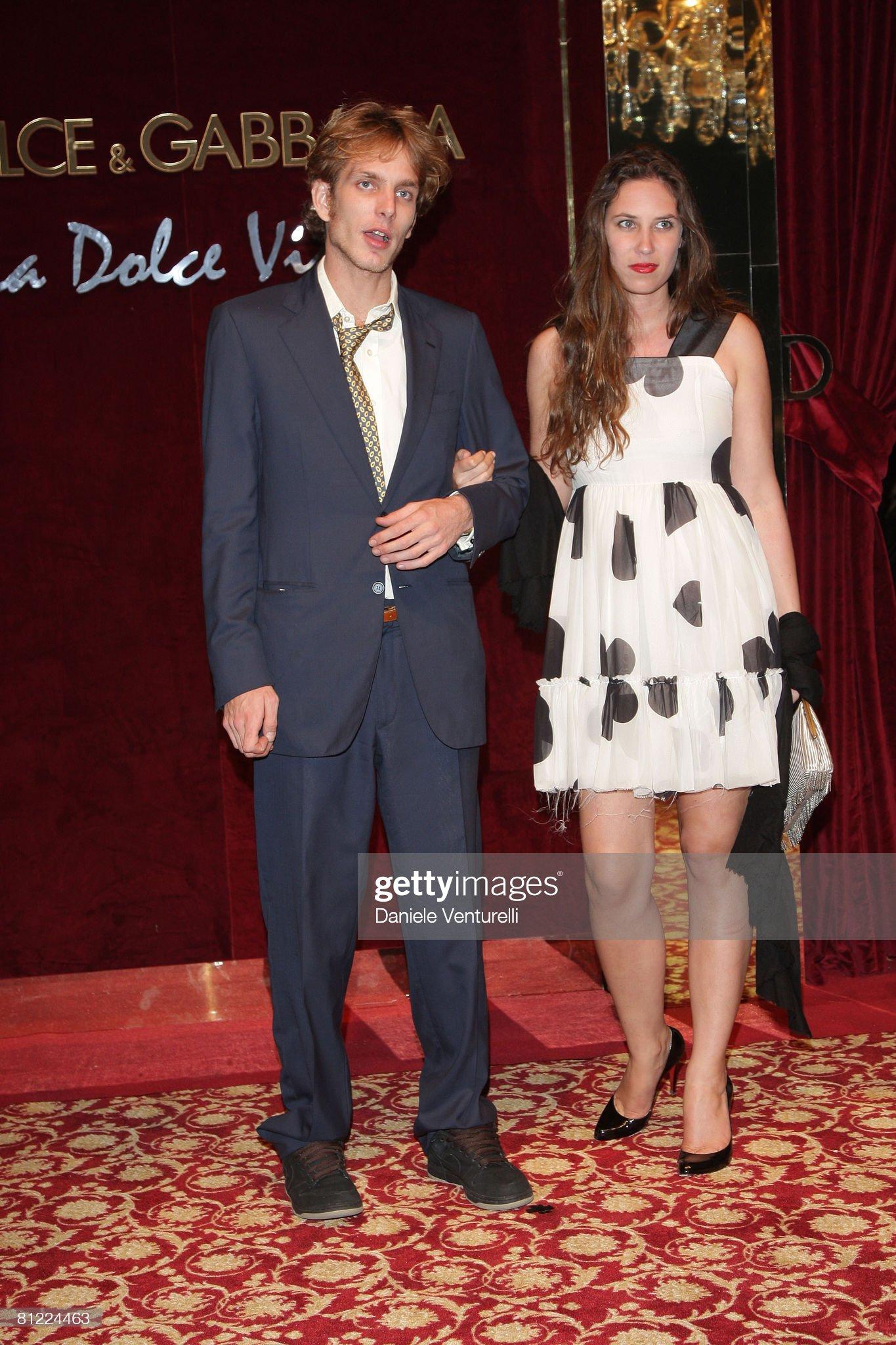 2008 Cannes Film Festival - Dolce & Gabbana Party -- Arrivals  : News Photo