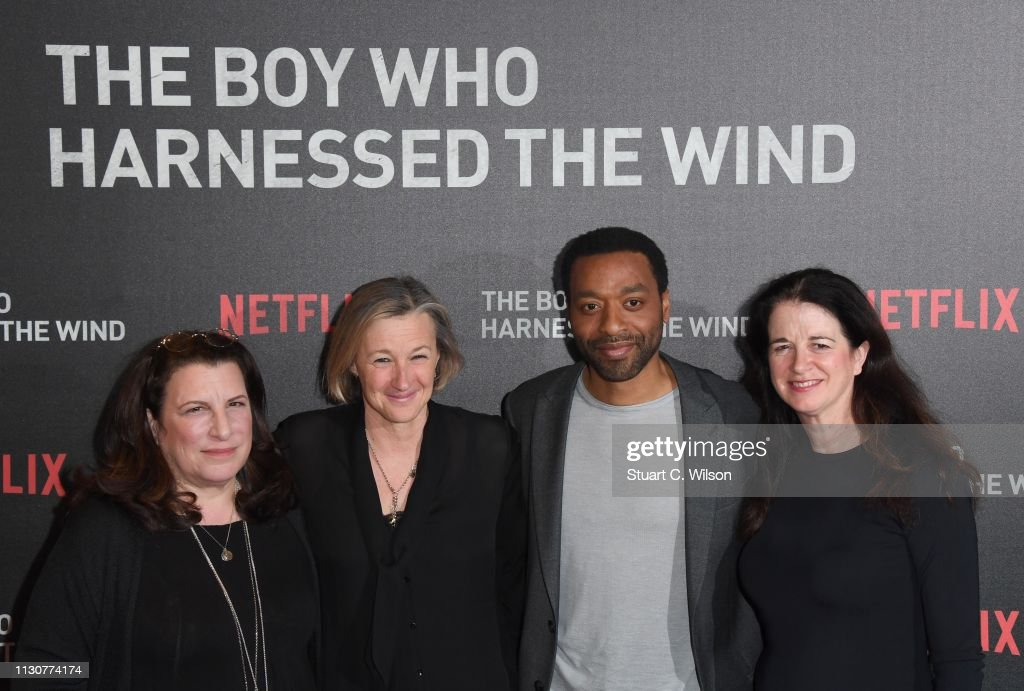 "GBR: ""The Boy Who Harnessed The Wind"" Premiere - Red Carpet Arrivals"