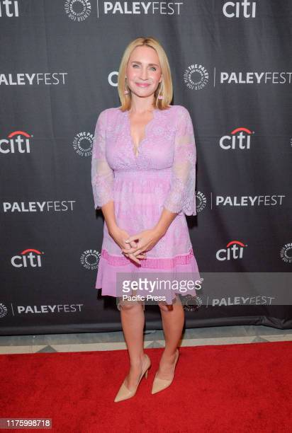 Andrea Canning attends screening of Dateline NBC during PaleyFest New York 2019 at The Paley Center for Media