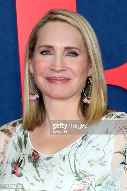 Andrea Canning attends the premiere of the final season of Veep at Alice Tully Hall on March 26 2019 in New York City