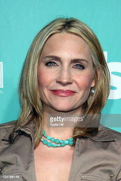 Andrea Canning attends US Weekly's 25 Most Stylish New Yorkers at Lavo on September 15 2010 in New York New York
