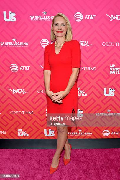 Andrea Canning attends Us Weekly's Most Stylish New Yorkers 2016 at Vandal on September 13 2016 in New York City