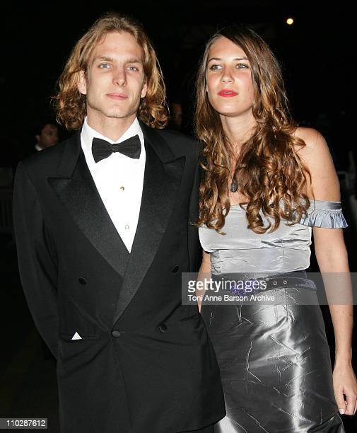 Andrea Casiraghi and girlfriend Tatiana Santo Domingo