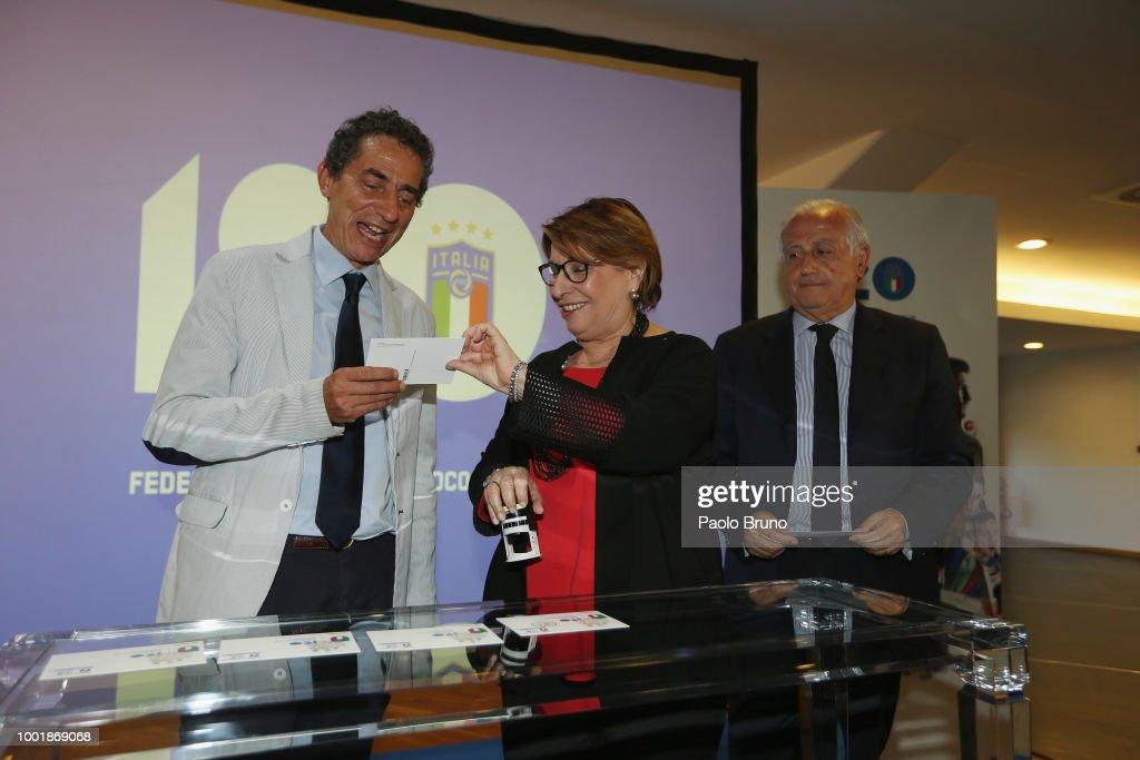 FIGC Unveils 120 Years Anniversary Stamp