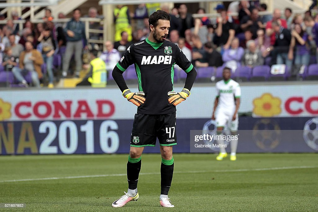ACF Fiorentina v US Sassuolo Calcio - Serie A : News Photo