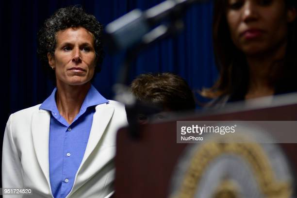 Andrea Constand and prosecutors on here side reacts the guilty verdict of Bill Cosby on all three counts in he sexual assault trial of the comedian...