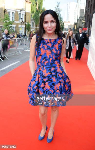 Andrea Corr attends The Old Vic Bicentenary Ball to celebrate the theatre's 200th birthday at The Old Vic Theatre on May 13 2018 in London England