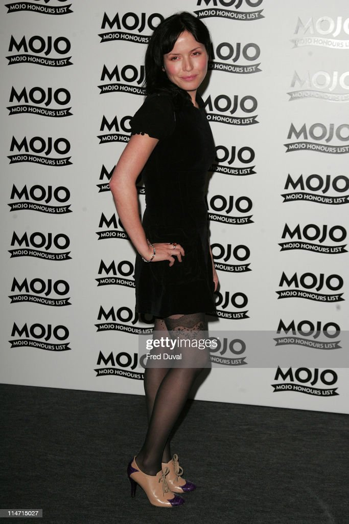 Andrea Corr during MOJO Honours List 2007 - Press Room at The Brewery in London, Great Britain.