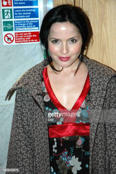 Andrea Corr during Shepperton Studios A Visual Celebration Book Launch at BAFTA 195 Piccadilly in London Great Britain