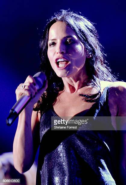 Andrea corr pictures and photos getty images andrea corr of the corrs performs at manchester arena on january 24 2016 in manchester england altavistaventures Image collections