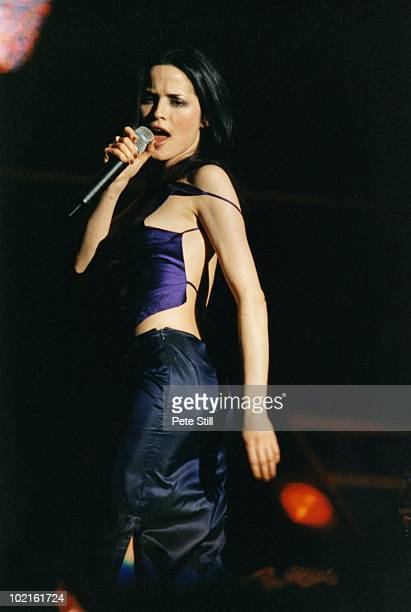 Andrea corr pictures and photos getty images andrea corr of the corrs performs on stage at the birmingham nec on february 21st in altavistaventures Image collections