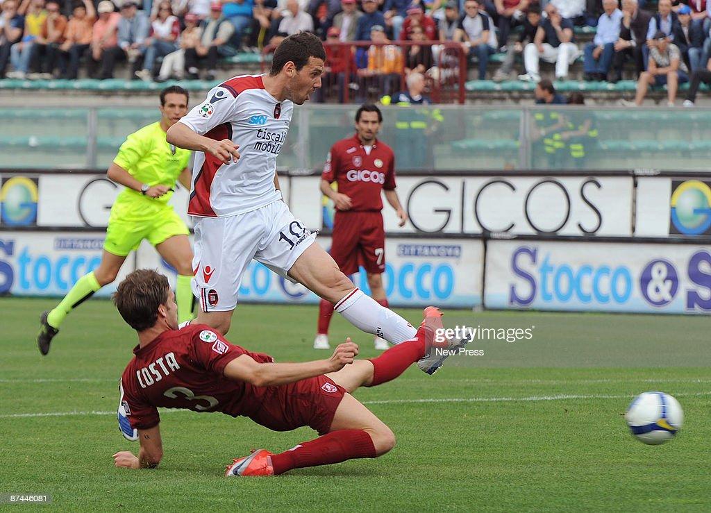 Reggina Calcio v Cagliari Calcio - Serie A Photos and Images ...