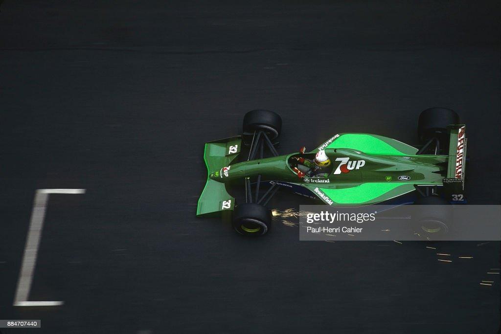 Andrea de Cesaris, Grand Prix Of Monaco : News Photo