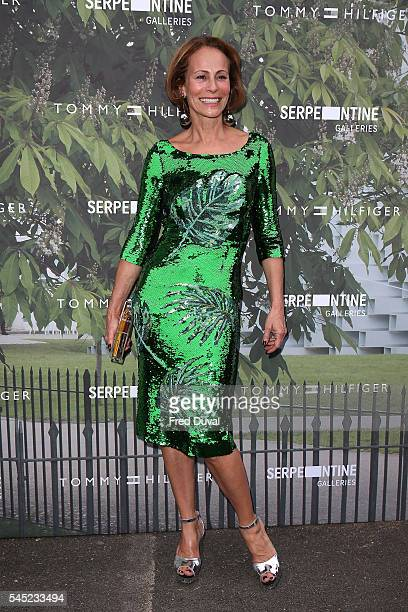 Andrea Dellal attends the Serpentine Summer Party at The Serpentine Gallery on July 6 2016 in London England
