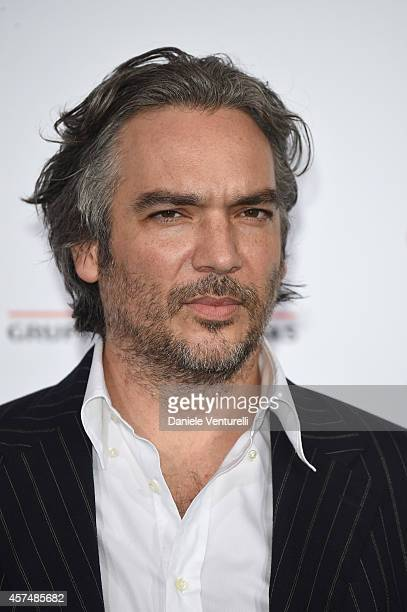Andrea Di Stefano attends 'Escobar Paradise Lost' Photocall during the 9th Rome Film Festival at Auditorium Parco Della Musica on October 19 2014 in...