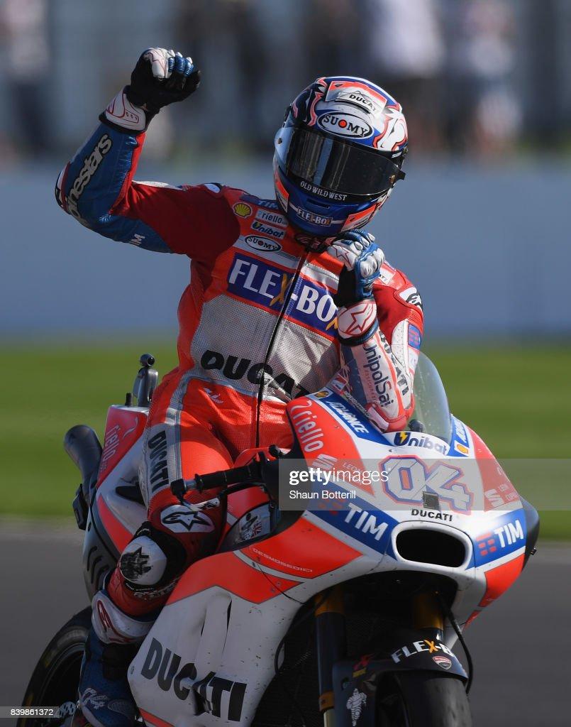 MotoGp Of Great Britain - Race
