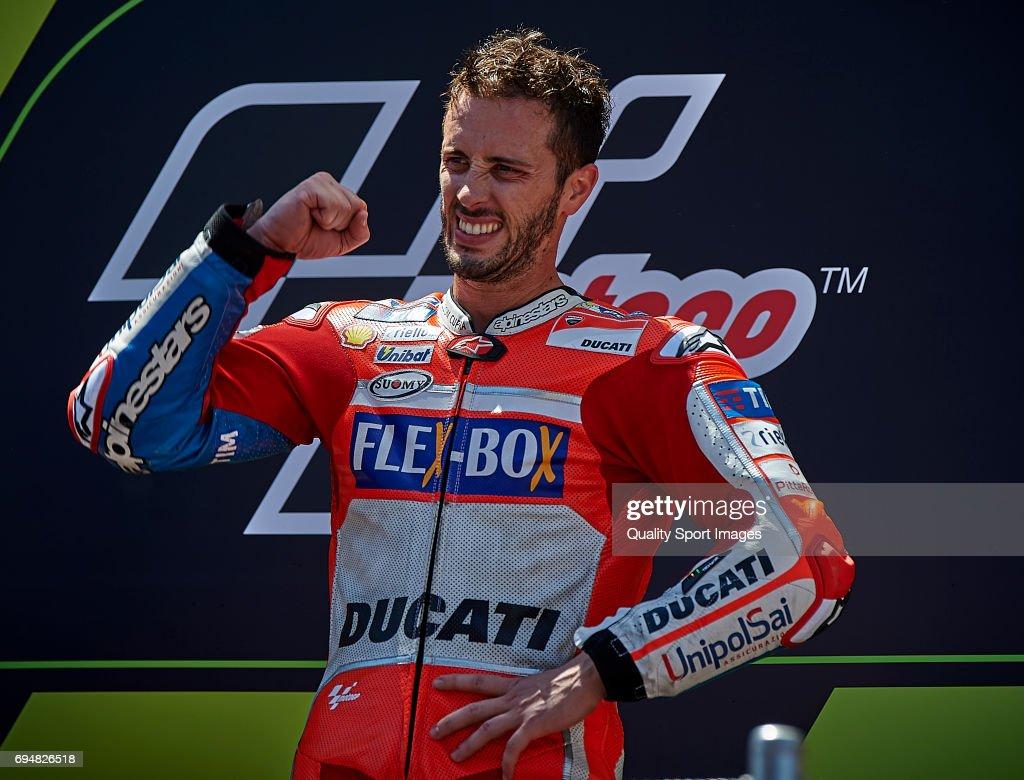 MotoGp of Catalunya - Race : Fotografía de noticias