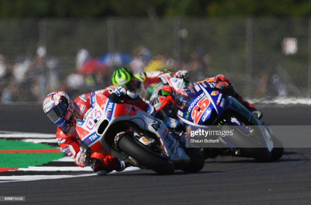 MotoGp Of Great Britain - Race