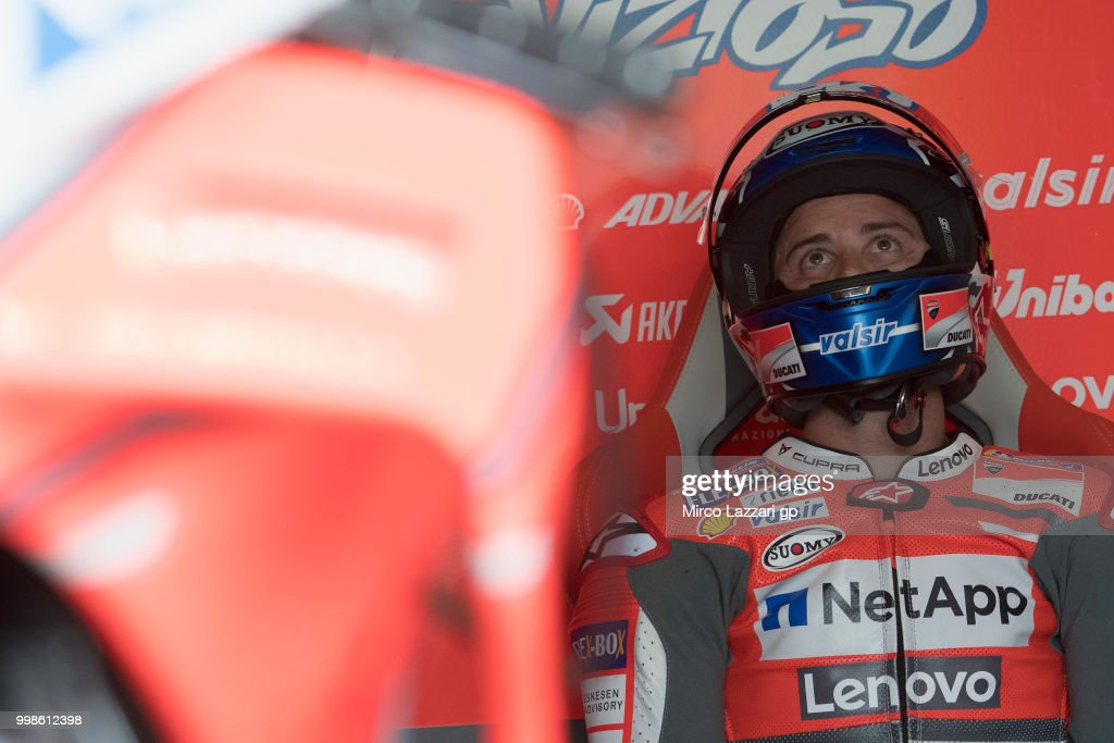 MotoGp of Germany - Qualifying : News Photo