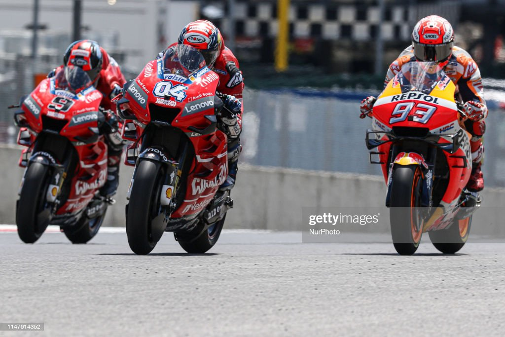MotoGp Of Italy - Race : News Photo