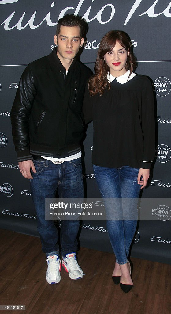Andrea Duro And Joel Bosqued Attend Emidio Tucci New Collection News Photo Getty Images
