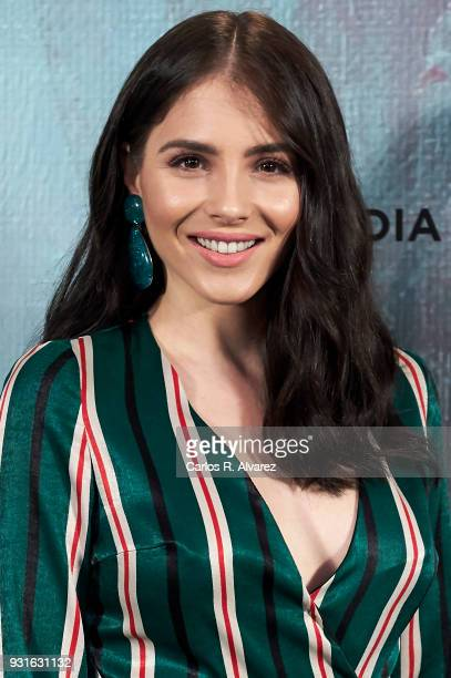 Andrea Duro attends the Atresmedia Studios photocall at the Barcelo Theater on March 13 2018 in Madrid Spain