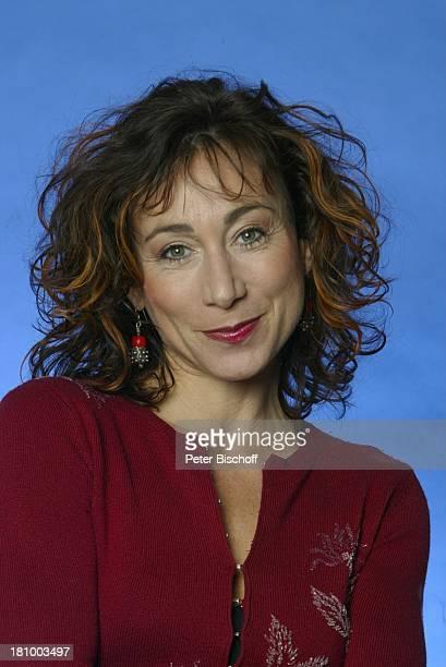 Andrea Eckert Porträt Schauspielerin Pressekonferenz zum ARD 3Teiler 'Liebe Lügen Leidenschaften' Hamburg PNr 10362002