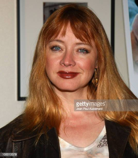 Andrea Evans during 'Changing Hearts' Premiere at ArchLight Cinemas in Hollywood California United States