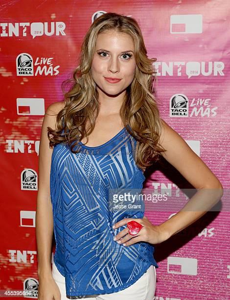 Andrea Feczko attends Fullscreens INTOUR at Pasadena Convention Center on September 13 2014 in Pasadena California