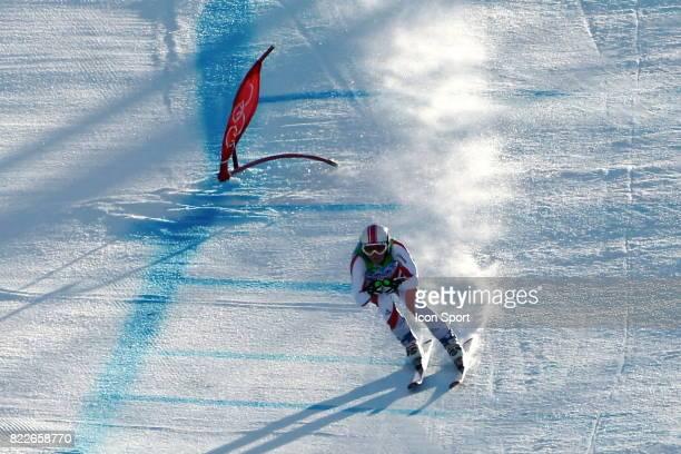 Andrea Fischbacher Super G Jeux Olympiques de Vancouver