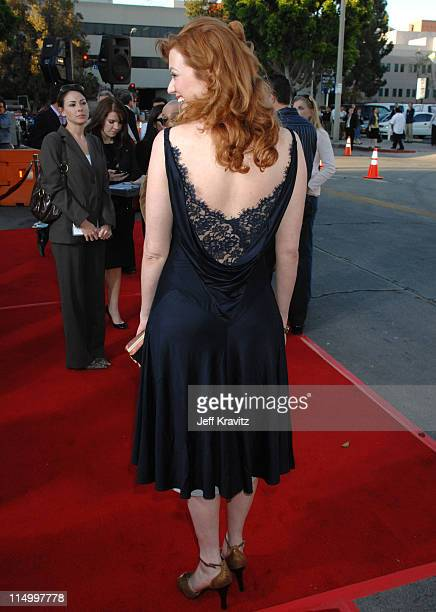 Andrea Frankle during The Reaping Los Angeles Premiere Red Carpet at Mann Village Theater in Westwood California United States