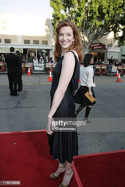 Andrea Frankle during Warner Bros Pictures Presents the Los Angeles Premiere of 'The Reaping' at Mann Village Theater in Westwood California United...