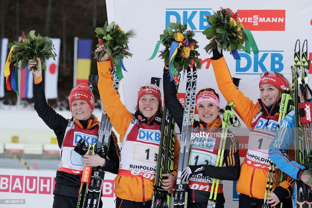 E.ON IBU Biathlon Worldcup Ruhpolding - Day 1