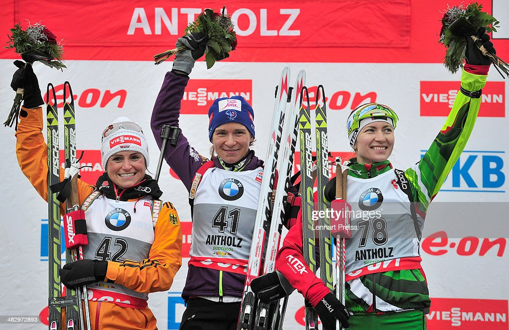 E.ON IBU Biathlon Worldcup Antholz Anterselva