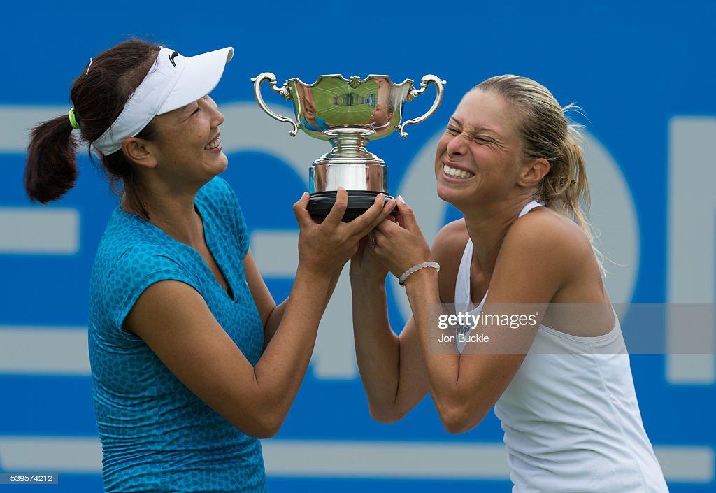 WTA Aegon Open Nottingham - Day 7