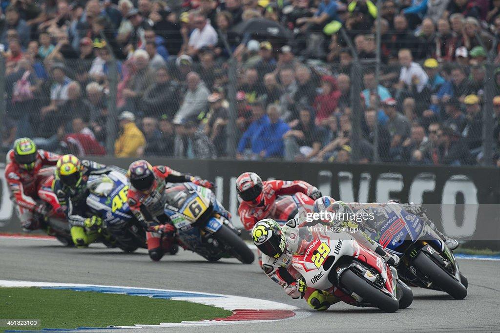 MotoGP of Netherlands - Qualifying : News Photo
