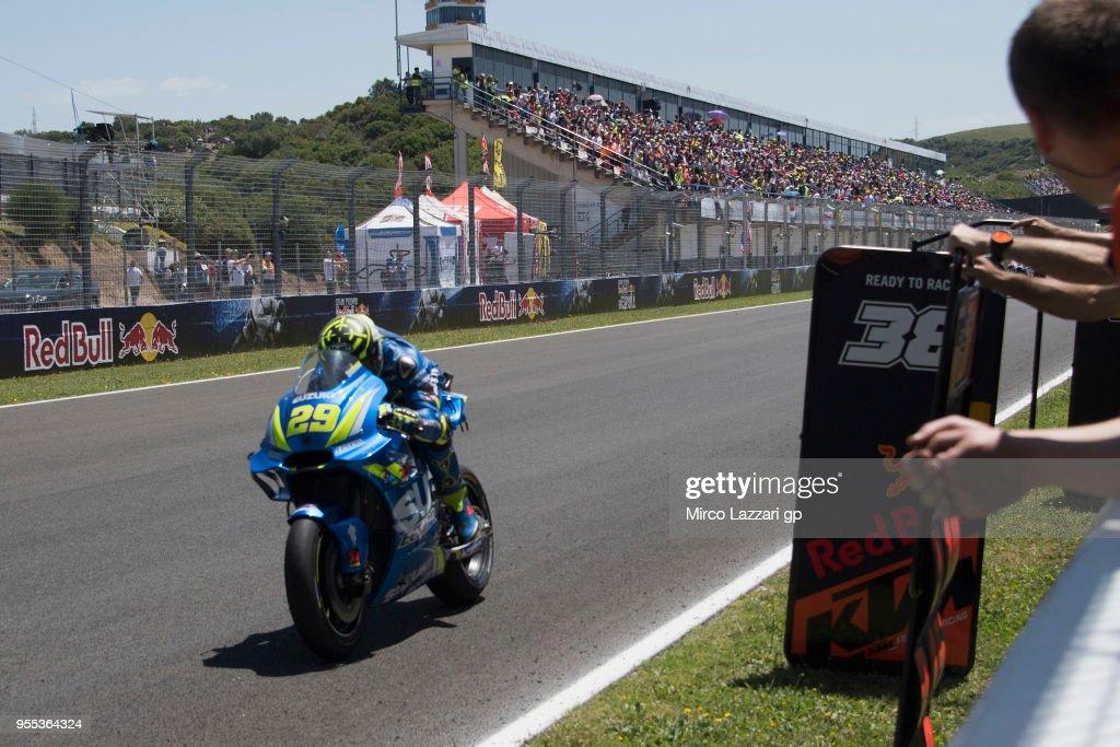 MotoGp of Spain - Race : News Photo