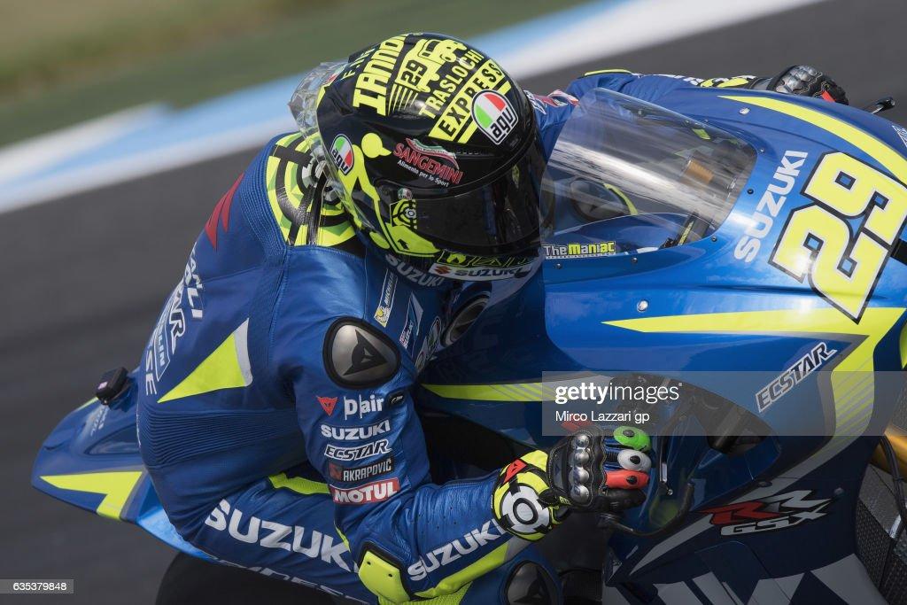 MotoGP Testing - Phillip Island : News Photo