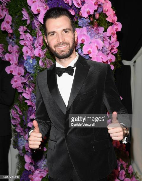 Andrea Iervolino attends Bulgari at the 25th Annual Elton John AIDS Foundation's Academy Awards Viewing Party at on February 26 2017 in Los Angeles...
