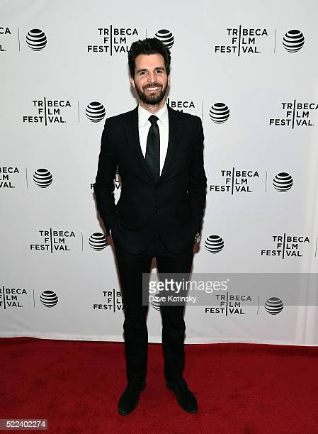 Andrea Iervolino attends the LAVENDER World Premiere at Tribeca Film Festival 2016 on April 18 2016 in New York City