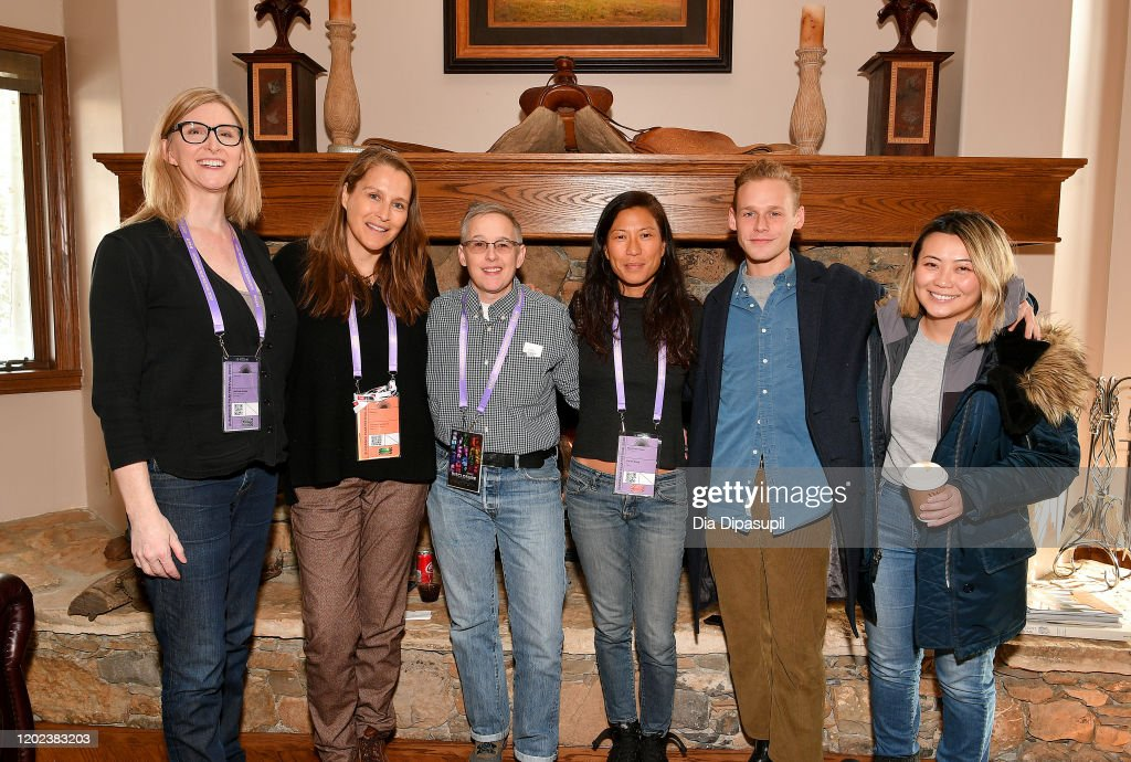 """It Gets Better House Hosts Happy Hour Celebrating """"Disclosure: Trans Lives On Screen"""" : News Photo"""