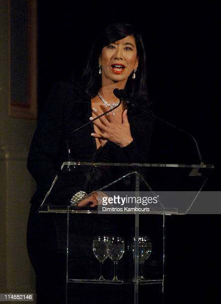 Andrea Jung, Chairman and CEO of Avon Products Inc.