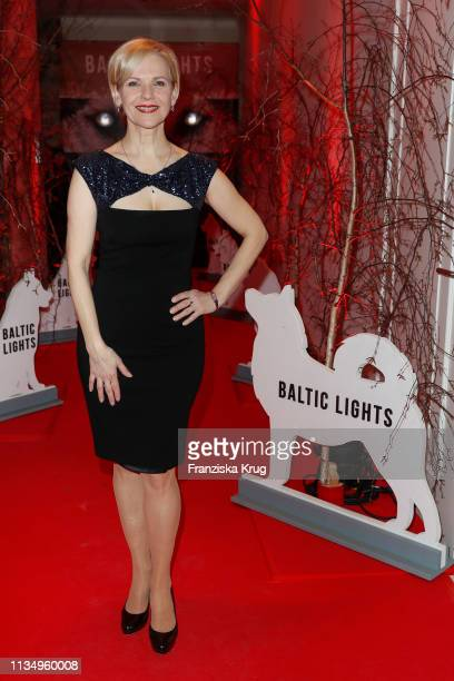 Andrea Kathrin Loewig during the 'Baltic Lights' gala night event on March 9 2019 in Heringsdorf Germany The annual charity event hosted by German...