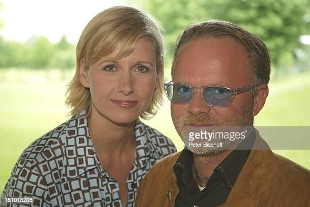 Andrea Kiewel Lebensgefährte Theo Naumann ZDFFernsehgarten Mainz Hessen Deutschland Europa Große ZDFParty Na so was 40 Jahre ZDF Geburtstagsshow...