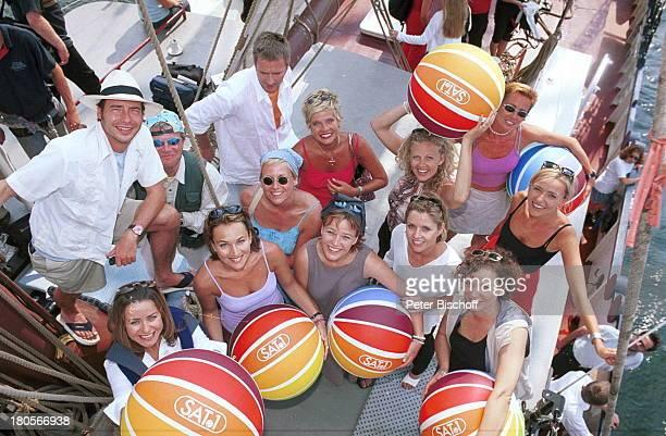 Andrea Kiewel, Milena Preradovic, Andrea;Ballschuh, Sonja Zietlow, Jörg Pilawa,;Julia Hentschel, Astrid Frohloff, Susanne;Kripp, Barbara...