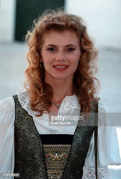Andrea Lamatsch, Porträt, Schauspielerin,