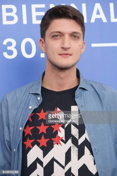 Andrea Lattanzi attends the 'Manuel' photocall during the 74th Venice Film Festival on September 7 2017 in Venice Italy
