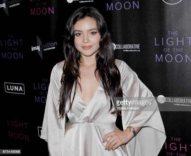 Andrea Londo attends 'The Light Of The Moon' Los Angeles premiere at Laemmle Monica Film Center on November 16 2017 in Santa Monica California